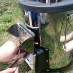 BBQでペトロマックスのロケットストーブを使うと料理がスゴイことになる